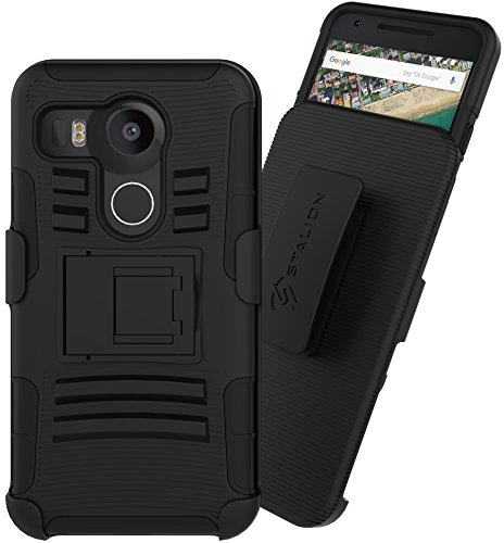 Nexus 5X Holster Case Kickstand