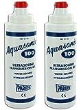 Aquasonic 100 Ultrasound Transmission Gel (0.25 ltr) (2 Bottles)