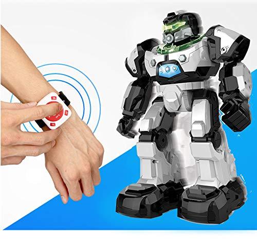 RCTecnic Intelligenter Roboter, ferngesteuert durch Gestos und Uhr