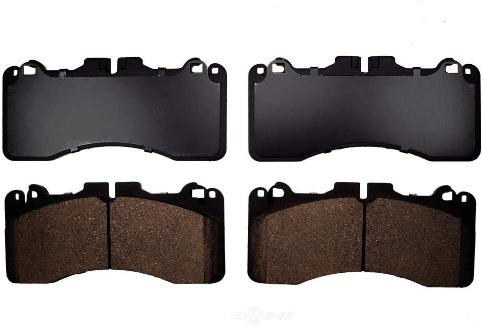 Disc Brake Pad Set Rear OMNIPARTS 13051310