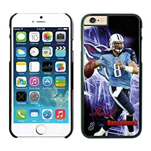 NFL Tennessee Titans Matt Hasselbeck iPhone 6 Cases Black 4.7 Inches NFLIphone6Cases13298
