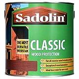 Sadolin Classic All Purpose Woodstain Dark Palisander 2.5 L