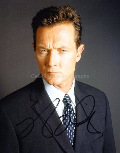 ROBERT PATRICK as Agent John Doggett - The X-Files Genuine Autograph from Celebrity Ink