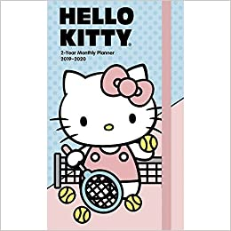 Hello Kitty Pocket Planner 2 Year 2019 Day Dream 9781635713138