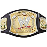 Official WWE Authentic WWE Championship Spinner Replica Title Belt