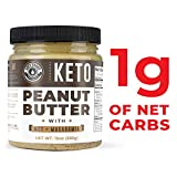 Keto Peanut Butter with Macadamia Nuts and MCT Oil