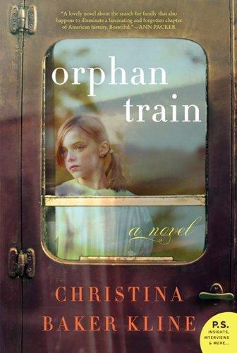 """""""Orphan Train - A Novel"""" av Christina Baker Kline"""