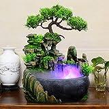 SURPRIZON Indoor Relaxation Desktop Fountain