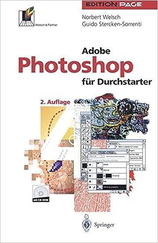 Adobe Photoshop Fur Durchstarter (Edition PAGE)