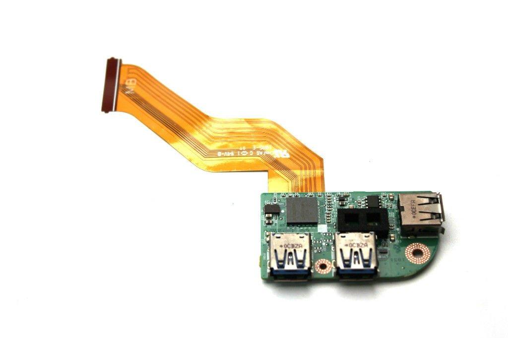 Dell XPS L701x Laptop USB 3.0 Board DAGM7BTBAE0 861CJ