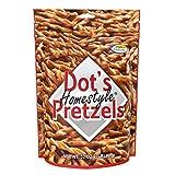 Dot's Homestyle Pretzels 2 lb. Bag (2 Bags) 32 oz. Seasoned Pretzel Snack Sticks (Packaging May Vary)