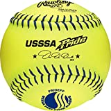 Rawlings Sporting Goods USSSA Official Fastpitch Softballs, 12 Count, PRIDEFP