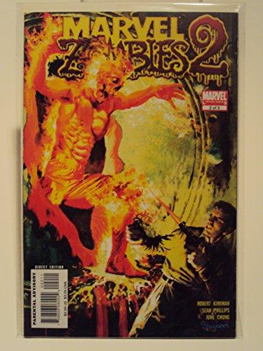 Marvel Comics Wolverine Issues - 4