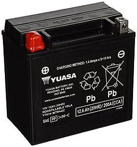 Yuasa YUAM7RH4S YTX14 Battery