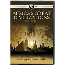 Africa's Great Civilizations DVD