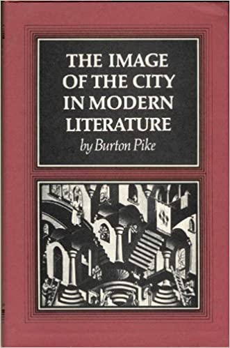 the image of the city in modern literature princeton essays in  the image of the city in modern literature princeton essays in literature burton pike 9780691064888 com books