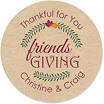 Amazon.com: Amigos Thanksgiving Feast – friendsgiving Party ...