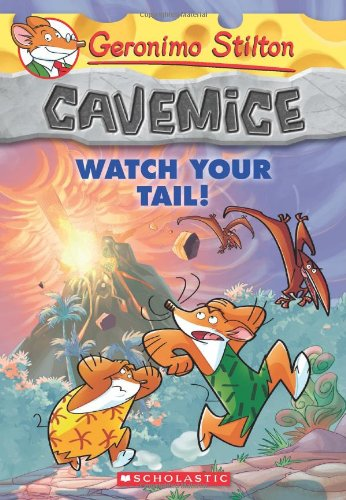 State Mvp Series Watch (Geronimo Stilton Cavemice #2: Watch Your Tail!)