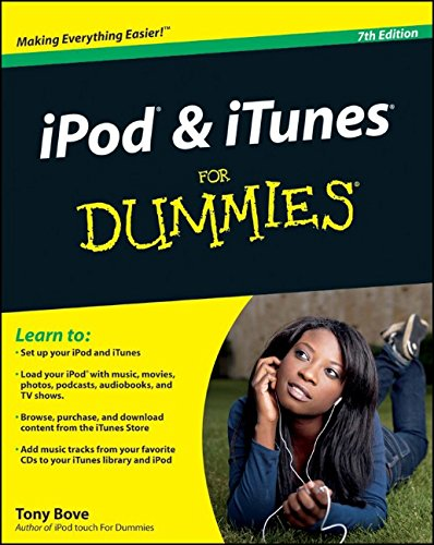 iPod and iTunes For Dummies by For Dummies