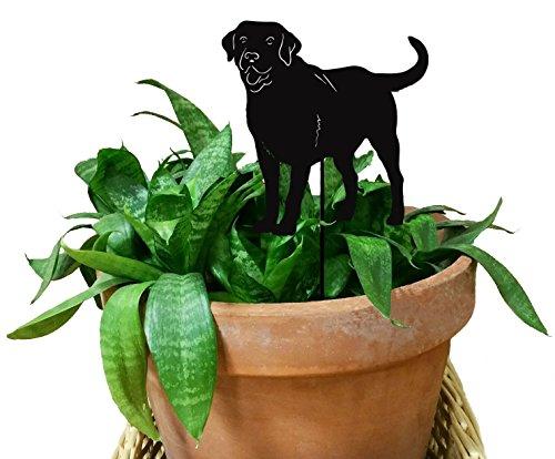 (Labrador Retriever Ornament or Plant Stake)