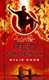 Front cover for the book Red Phoenix by Kylie Chan