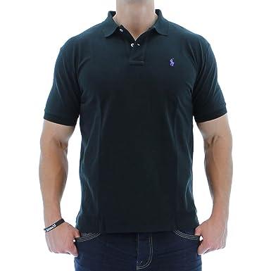 Polo Ralph Lauren Men Classic Fit Mesh Polo Shirt at Amazon Men\u0027s Clothing  store: