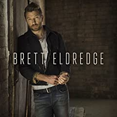 Brett Eldredge Superhero cover