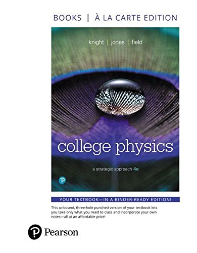 College Physics: A Strategic Approach , Books a la Carte Plus MasteringPhysics with Pearson eText -- Access Card Package (4th Edition)