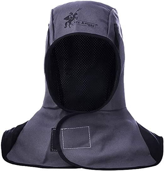 Welding Helmet Protective Hood Welder Head Cover Neck Welder Cap Hat 2 Color