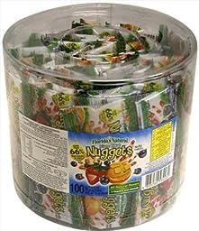 Florida\'s Natural Fruit Juice Kosher Mini Mini Nuggets Bags (100 Ct.)