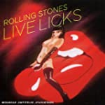Live Licks (topless cover)
