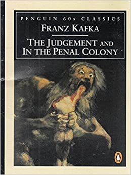 a review of kafkas the judgement (the diaries of franz kafka, pp 48-49) on september 23, 1912, the morning after writing the short story the judgment, kafka notes in his diary: this story, the judgment, i wrote at one sitting during the night of the 22 nd -23 rd , from ten o'clock at night to six o'clock in the morning.