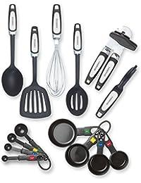 Access Farberware 14 Piece Professional Kitchen Tool & Gadget Set dispense
