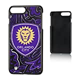 Keyscaper Orlando City Soccer Club Paisley iPhone 6+/7+/8+ Plus Slim Case MLS