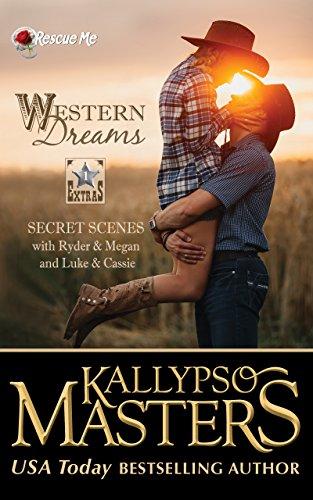 Western Dreams (Rescue Me Saga Extras #1) (Savannah Collection Corner Tv)