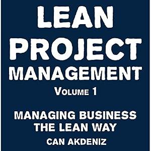 Lean Project Management Volume 1 Audiobook