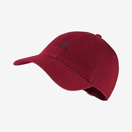 Jordan H86 Jumpman Floppy Hat, Unisex Adulto, Gym Red/(Black ...