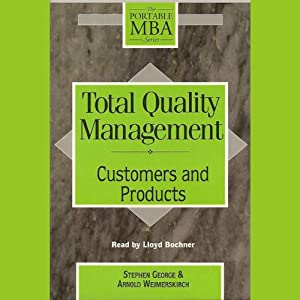 Total Quality Management Audiobook