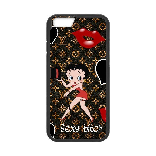 iPhone 7 Phone Case for Betty Boop Customize Rubber Case Covers SY105