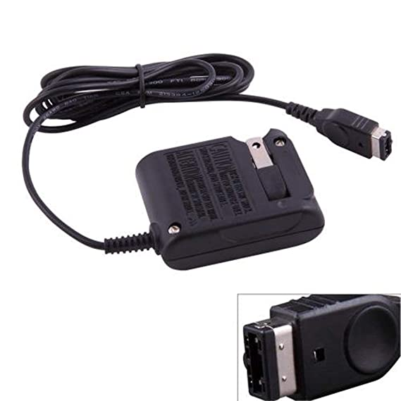 Amazon.com: Gameboy Advance SP Charger, AC Adapter for ...