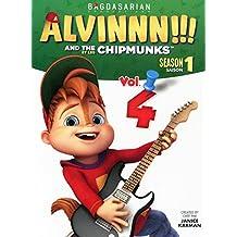 Alvin and the Chipmunks / Saison 1 - Volume 4