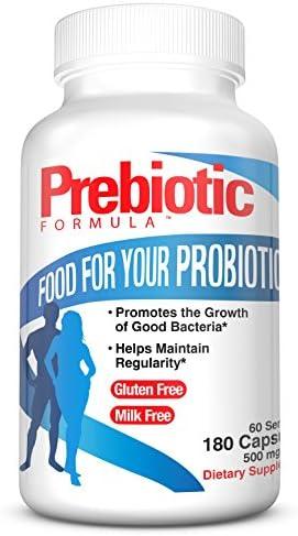 Health Plus Prebiotic Capsules Servings product image