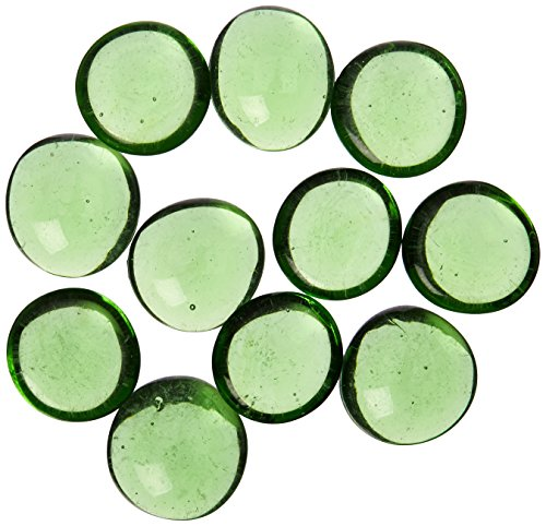 Dragon Shield Gaming Counters, (Green Jade Like Stone)