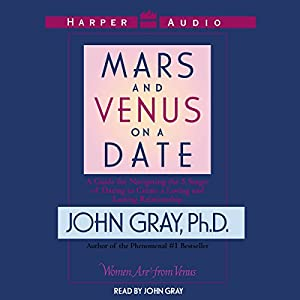 Mars and Venus on a Date Audiobook