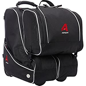 Athalon Butterfly Wheeling Carry-on Boot Bag