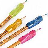 Silicone Le Crayon Poignée Aide-écriture Posture Correction Lot de 4