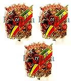 3 - Prisma Tamborines Tamarind & Chilli Flavored Mexican Candy 30 pcs Each