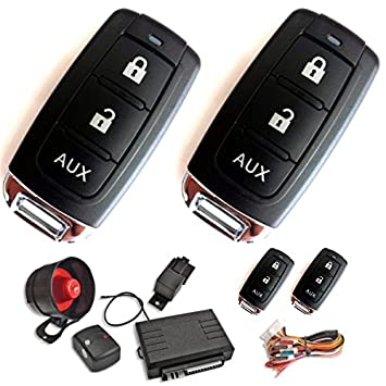 akhan 100A18 - Kit de conversión de Alarma (Incluye 2 mandos ...