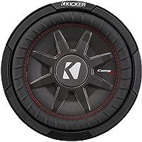 Kicker CompRT 10 1-Ohm Subwoofer
