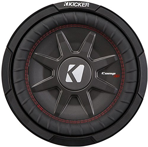 """Kicker 10"""" Shallow Mount Competition Subwoofer"""
